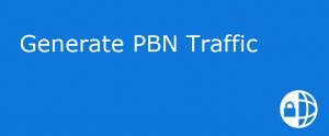 generate pbn traffic