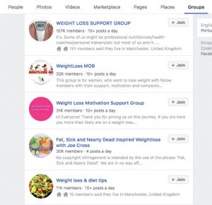 facebook groups traffic